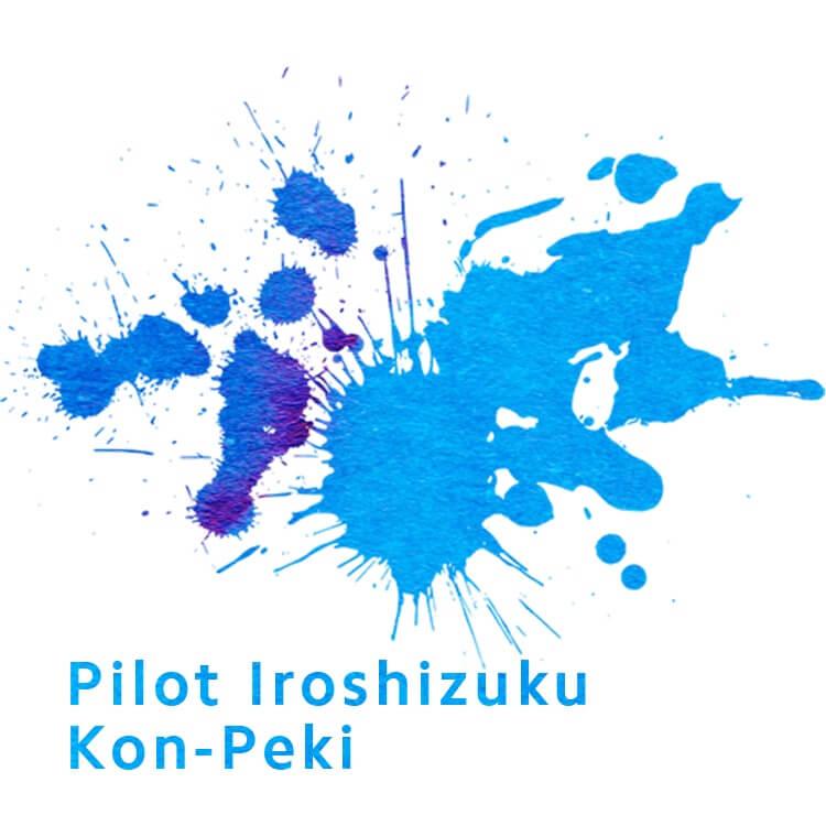 Pilot Iroshizuku Kon-Peki