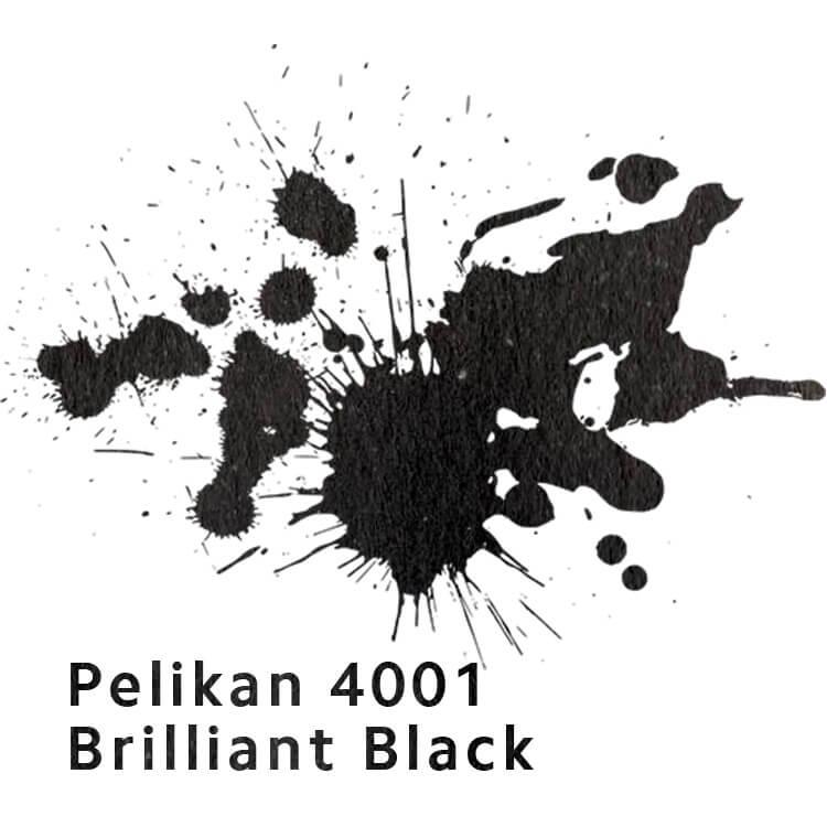 Pelikan 4001 Brilliant Black
