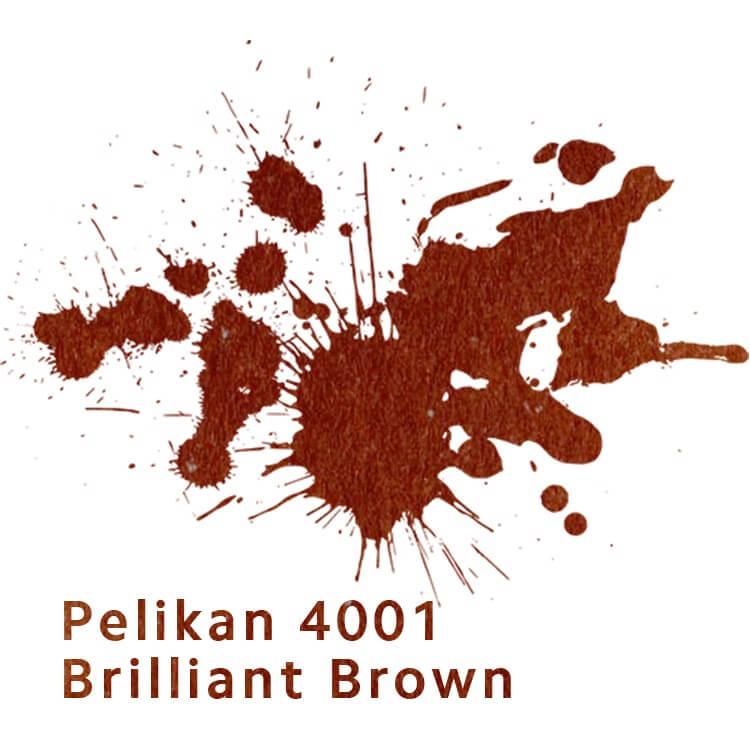 Pelikan 4001 Brilliant Brown