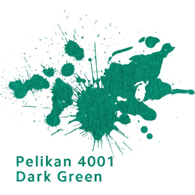 Pelikan 4001 Dark Green