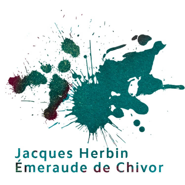 Jacques Herbin Émeraude de Chivor