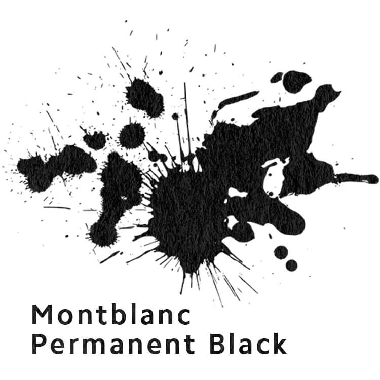 Montblanc Permanent Black