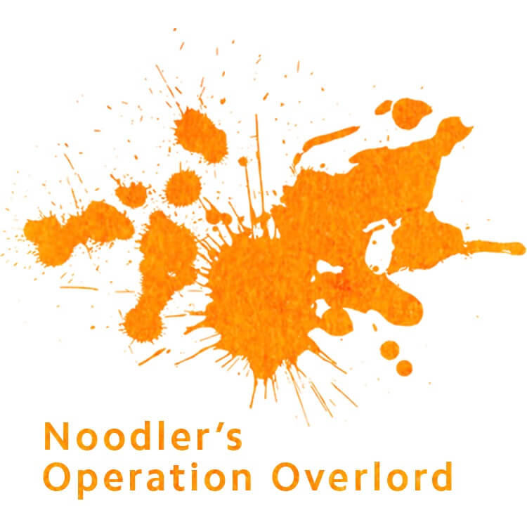 Noodler's Operation Overlord