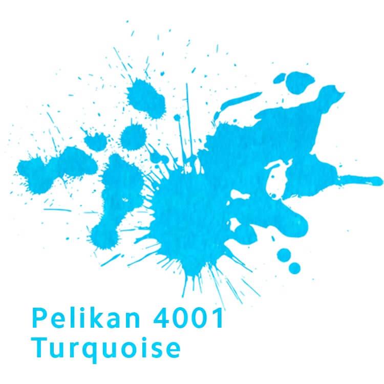 Pelikan 4001 Turquoise