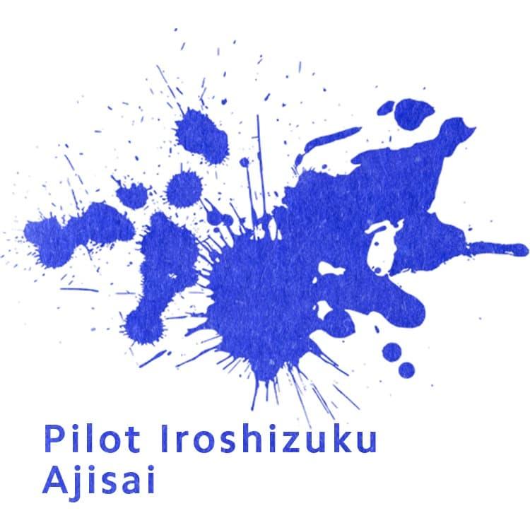 Pilot Iroshizuku Ajisai