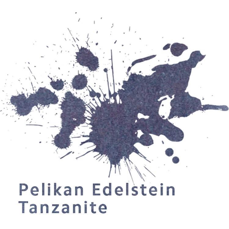 Pelikan Edelstein Tanzanite