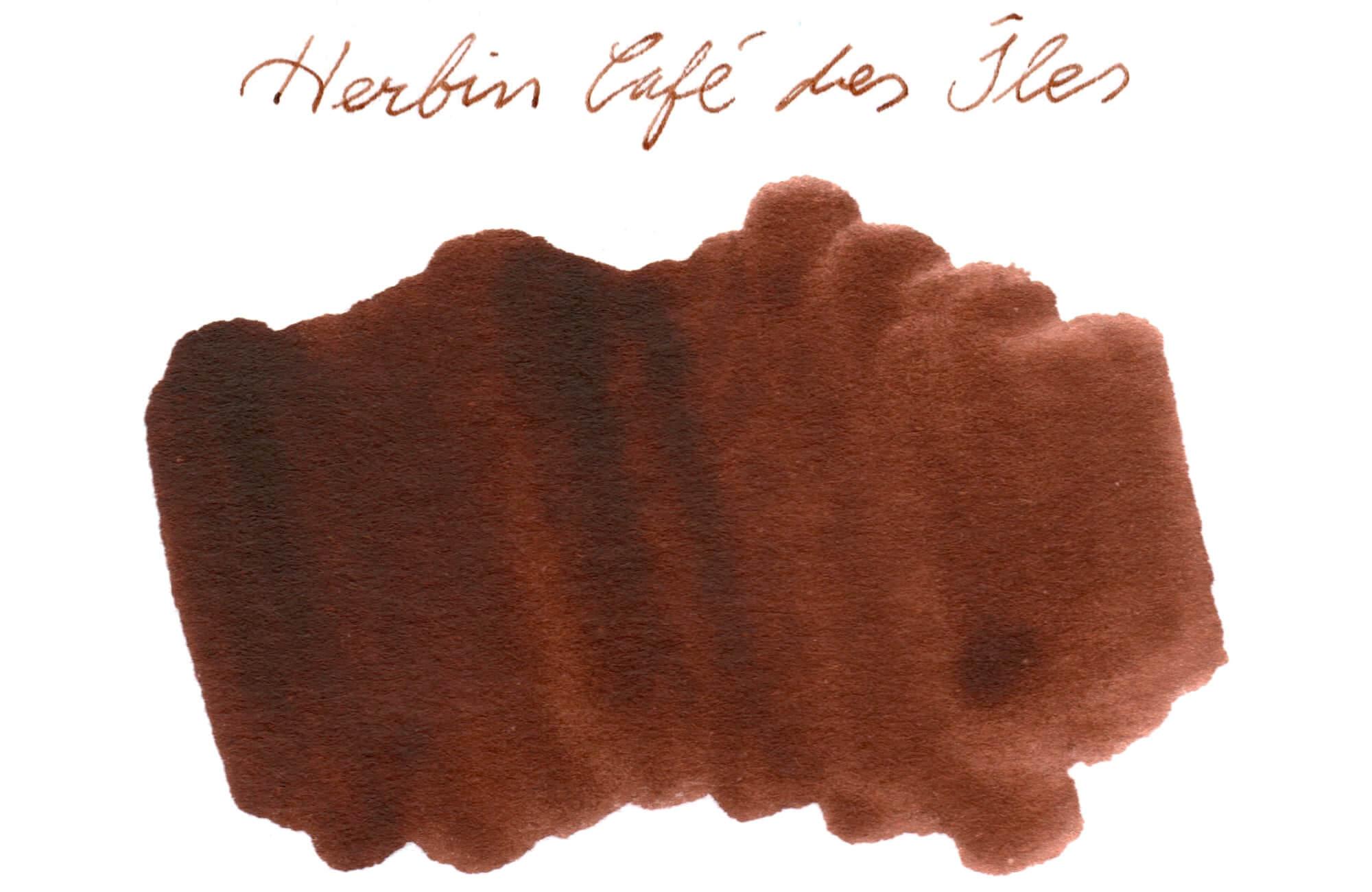 Herbin Café des Îles