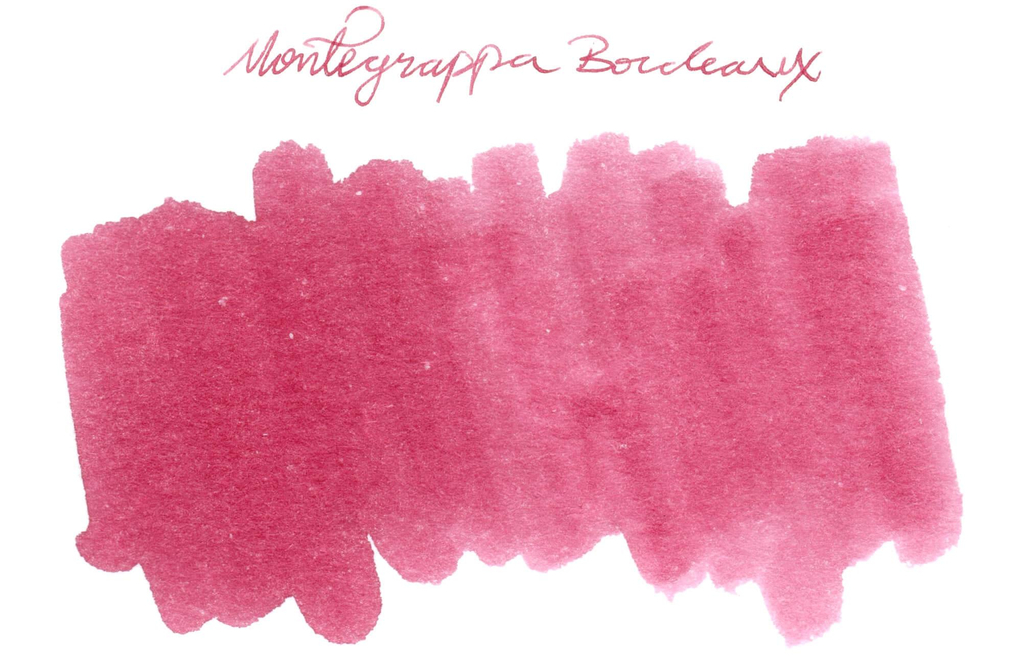 Montegrappa Bordeaux