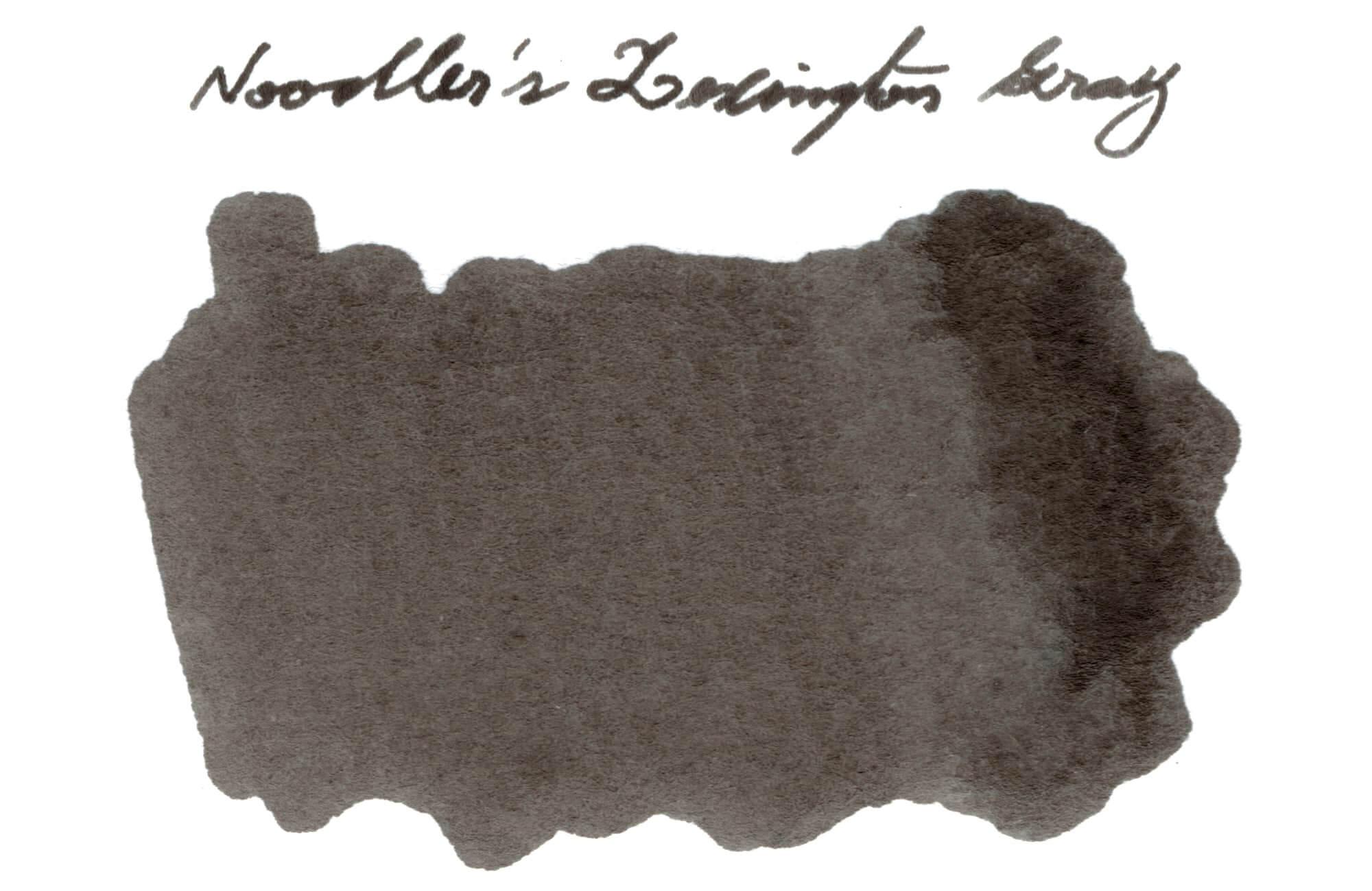 Noodler's Lexington Gray