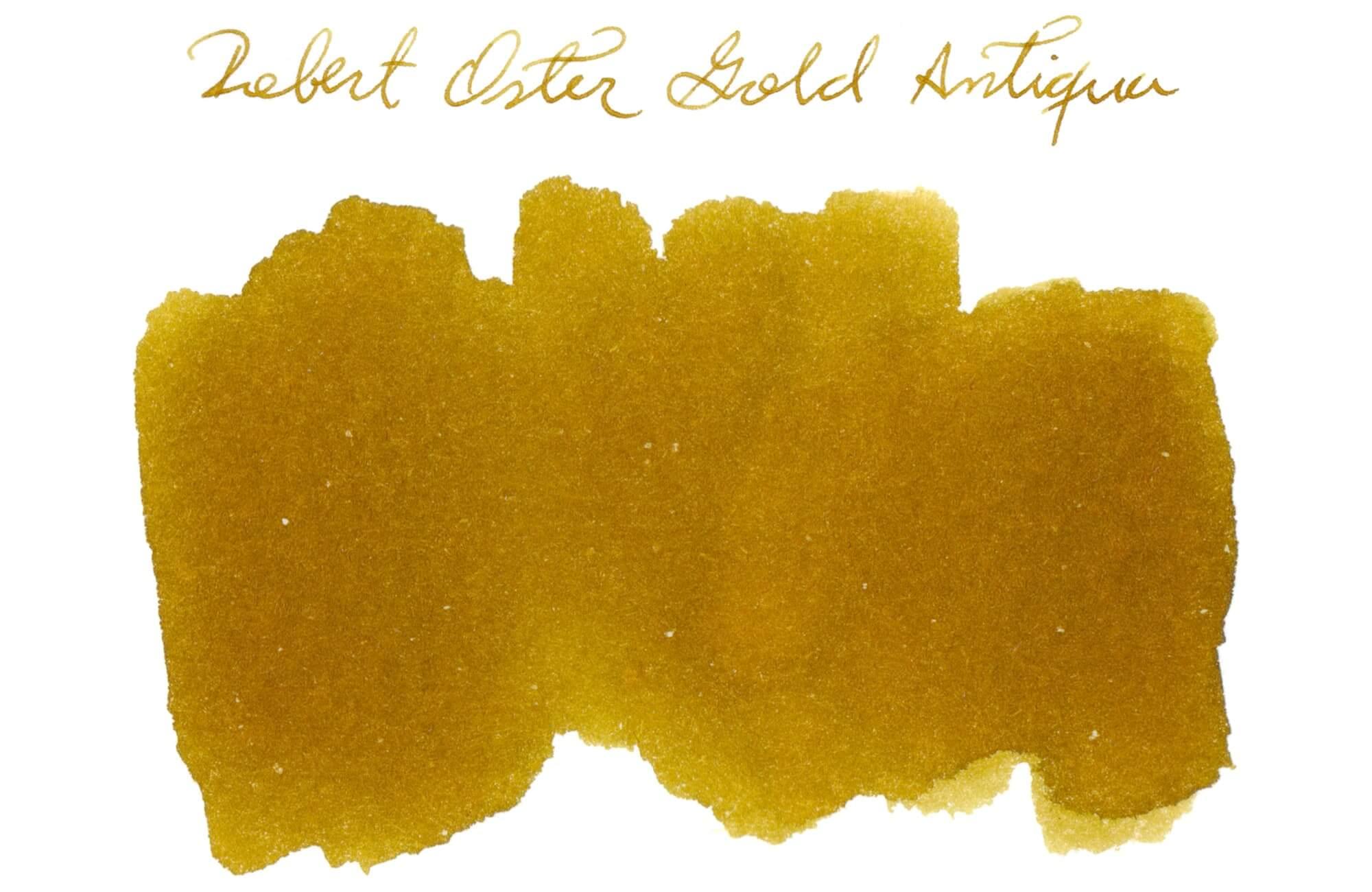 Robert Oster Gold Antiqua