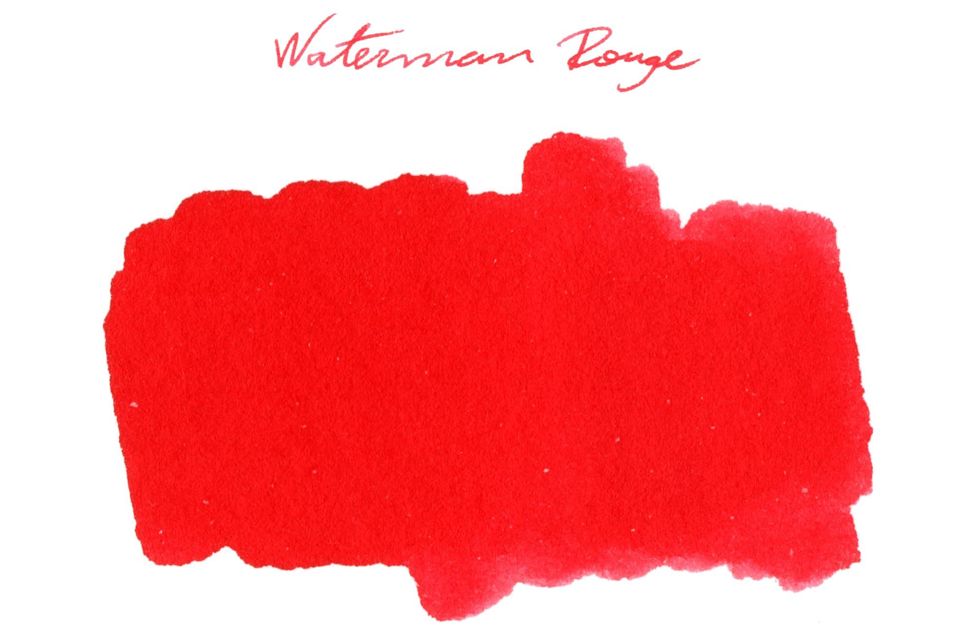 Waterman Rouge