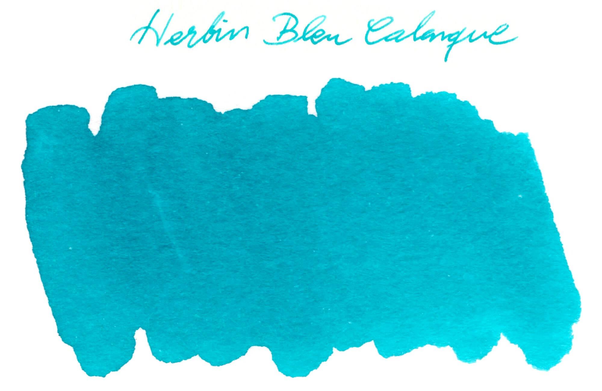 Herbin Bleu Calanque