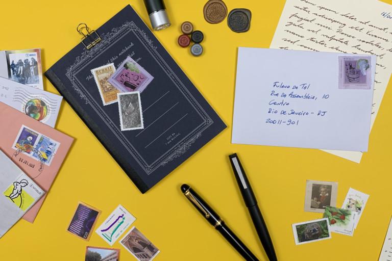Como escrever e enviar cartas